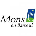 logo mairie mons en baroeul