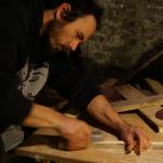 Olivier d'Encausse, constructeur et métallier